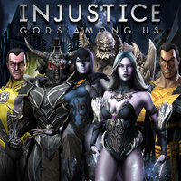 Injustice Characters 19-24 by BatNight768