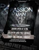 FREE PSD CINEMA FLYER by flyerstars