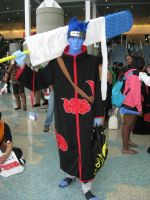 AX 2010: Naruto's Kisame by ShipperTrish