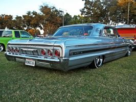 1964 Chevrolet Impala Lowrider by anrandap