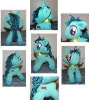 Water Wing Plush by Amber-and-Megan
