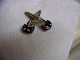 Lolita Kittie Clips by the-only-halo