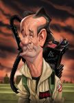 Ghostbusters by AnthonyGeoffroy