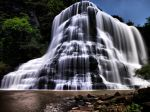 Burgess Falls by theon07