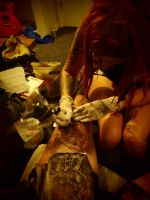 Getting Inked by ArcaneAffliction