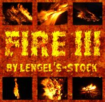 Fire Pack III by Lengels-Stock
