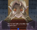 You've met with a terrible fate... by RGXSuperSonic