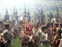 Waterloo, June 18th, 1815 by April-Mo