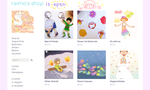 NEW! Storenvy shop is OPEN! by Reimi13