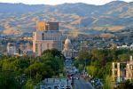 Boise Capital at Sunset by ShawnHenry