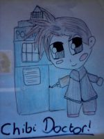 Chibi Doctor by zozzy-zebra