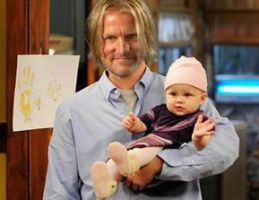 Haymitch and Daughter by FlutteringPhalanges