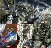 Marvel Heroes and Villains 17 by RichardCox