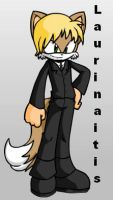 John Laurinaitis Sonic Style by sonamy-666