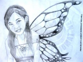 Butterfly fairy by sean-seian