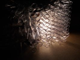Exploring Materiality and Fabrication: Tubes 1 by SpiralAlchemist