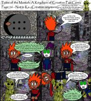 KoC Fan Comic - 16 by LaFreeze
