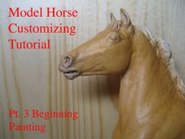 Model Horse CM Tutorial Pt.3 by morbidweasel