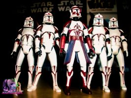 Senate Security Clone troopers by MsComicStar86
