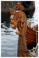 Viking ship by petteram