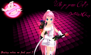 [MMD/Wallpaper] - DEOBUSTERS !! by DeoFairyNOL