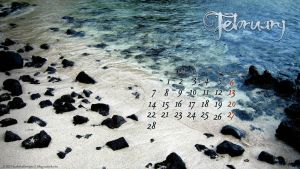 Calendar - February 2011 by SzabokaDesigns