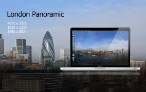 Lodon Panoramic by felixufpe