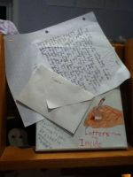 Letters From the Inside by citreneowl