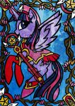 MagiPonies - Cardcaptor Twilight by ScribbleSketchScoo