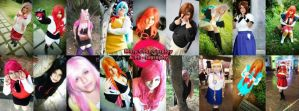 My Cosplay by Mary chan ~ by OrochiMary
