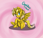 Golden Ticket by vicse