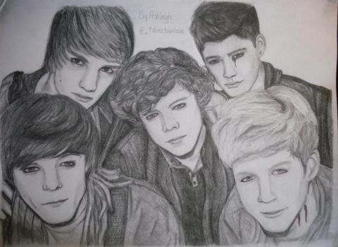 One Direction by 1directionlove