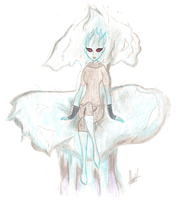 Coloured Icy Chair by PaddysDemon