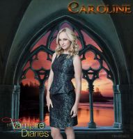 Caroline Forbes The Vampire Diaries by Bookfreak25