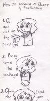 How to receive a packet by SireneTzukiDark