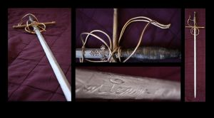 AC: Cesares Sword by Magoro