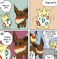 The Eevees 25: EGG nom nom by NoaQep