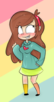 i havent drawn mabel in 5ever by kiwi-drop