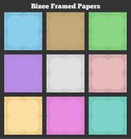 bizee_Framed papers by Bizee1