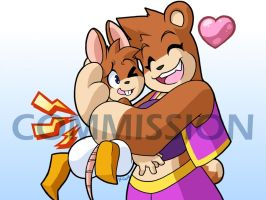 Hugs for tcgamerboy2002 by rongs1234