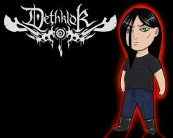 Deth-top Nathan by Mythtress