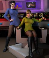 TOS Bridge by willdial