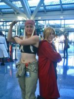 AX 10: Ed and Winry by theEmperorofShadows