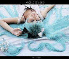 The World is Mine by YagamiSayu