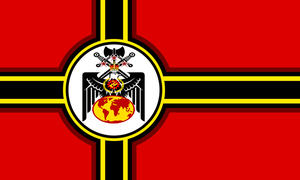 Federal Earth Empire Flag by GeneralHelghast