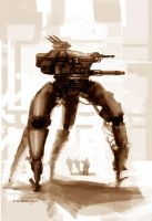 Mech Sketch3 by Psellus5