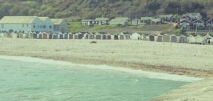 Lyme Regis Beach by May-dayMay-day