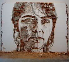 Scratching the Surface, Vhils by x110788