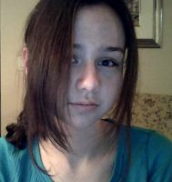 Look at my nasty face c: Oh, and my Carolina hair. by Cabooselover