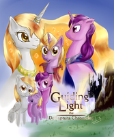 Guiding Light (colour) by archonix